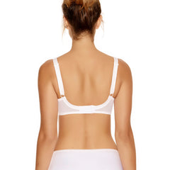 Fantasie Belle Underwired Full Cup Bra White Back
