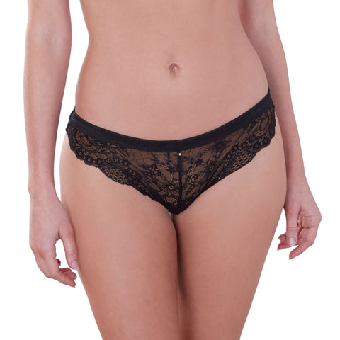 Bailey Brief in Black