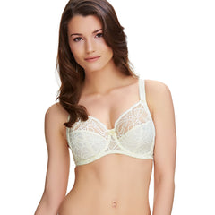 Fantasie Jacqueline Lace Ivory Underwired Full Cup Bra