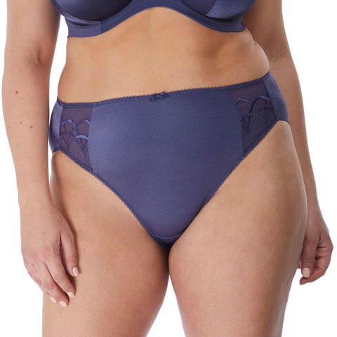 Cate Brief in Denim