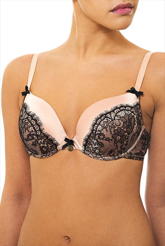 Tallulah Love Chantilly Blush Bra