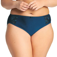 Elomi Cate Brief in Petrol