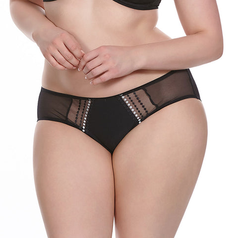 Matilda Brief - Black