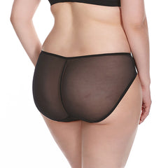 Matilda Brief from Elomi in Black Back
