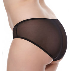 Matilda Brief from Elomi in Black Side