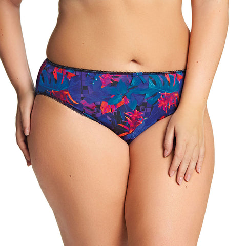 Moonlit Brief in Tropical