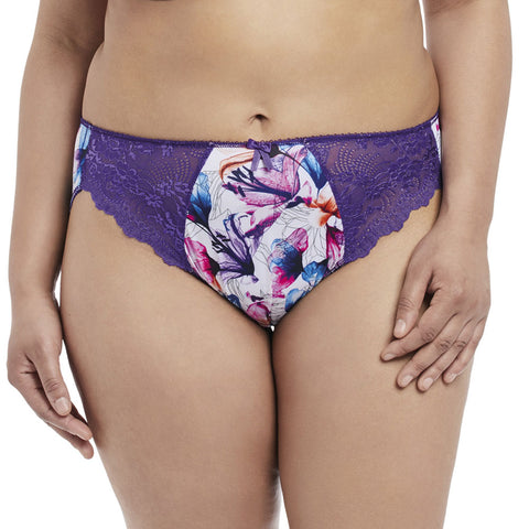 Morgan Brief in Purple Lily