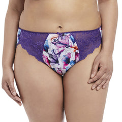 Morgan Brief from Elomi in Purple Lily