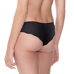 New Estelle Brazilian Thong in Black back