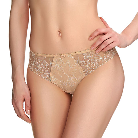 Estelle Brazilian Thong in Sand