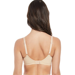 Fusion Full Cup Side Support Bra in Sand