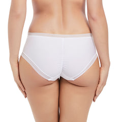 Fusion Brief from Fantasie in White back