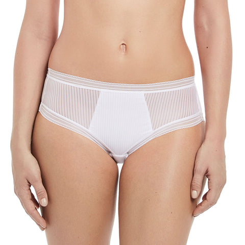 Fusion Brief in White