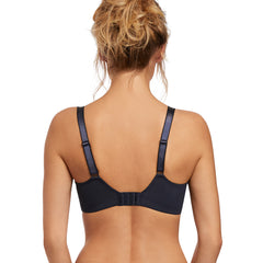 Twilight Side Support Bra from Fantasie in Ink Back