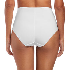 Illusion High Waist Brief from Fantasie in White Back
