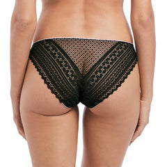 Daisy Lace Brief From Freya in Black Back