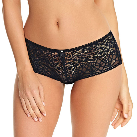 Soiree Lace Short in Black
