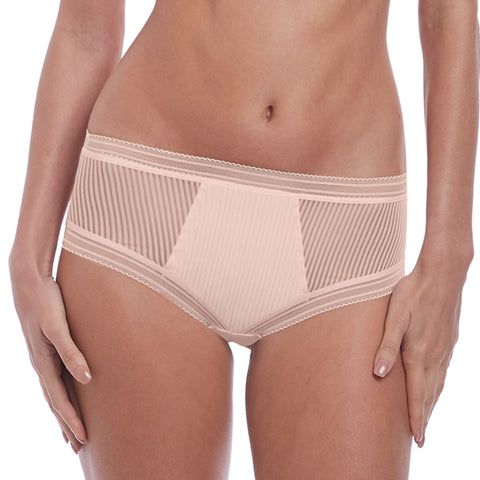 Fusion Brief in Blush