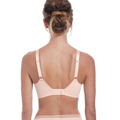 Fusion Full Cup Side Support Bra from Fantasie in Blush Back