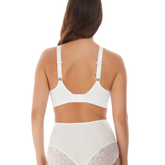 Impression Underwired Moulded Bra From Fantasie in White Back