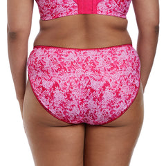 Kim Brief in Pink from Elomi Lingerie Back