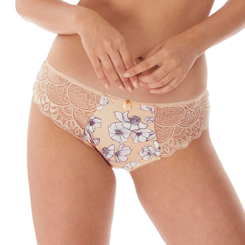 Olivia Brief in Natural Beige