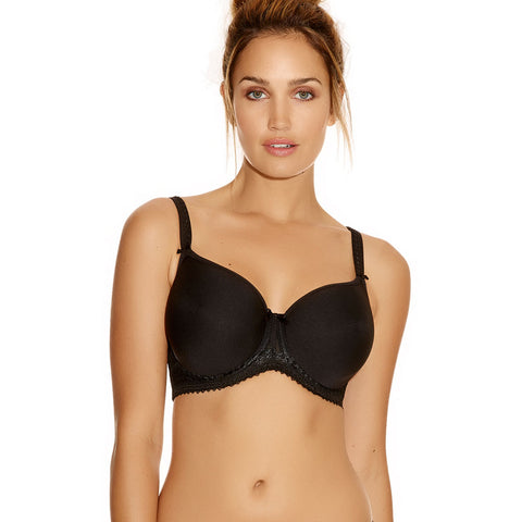 Rebecca Spacer Moulded Bra in Black or White