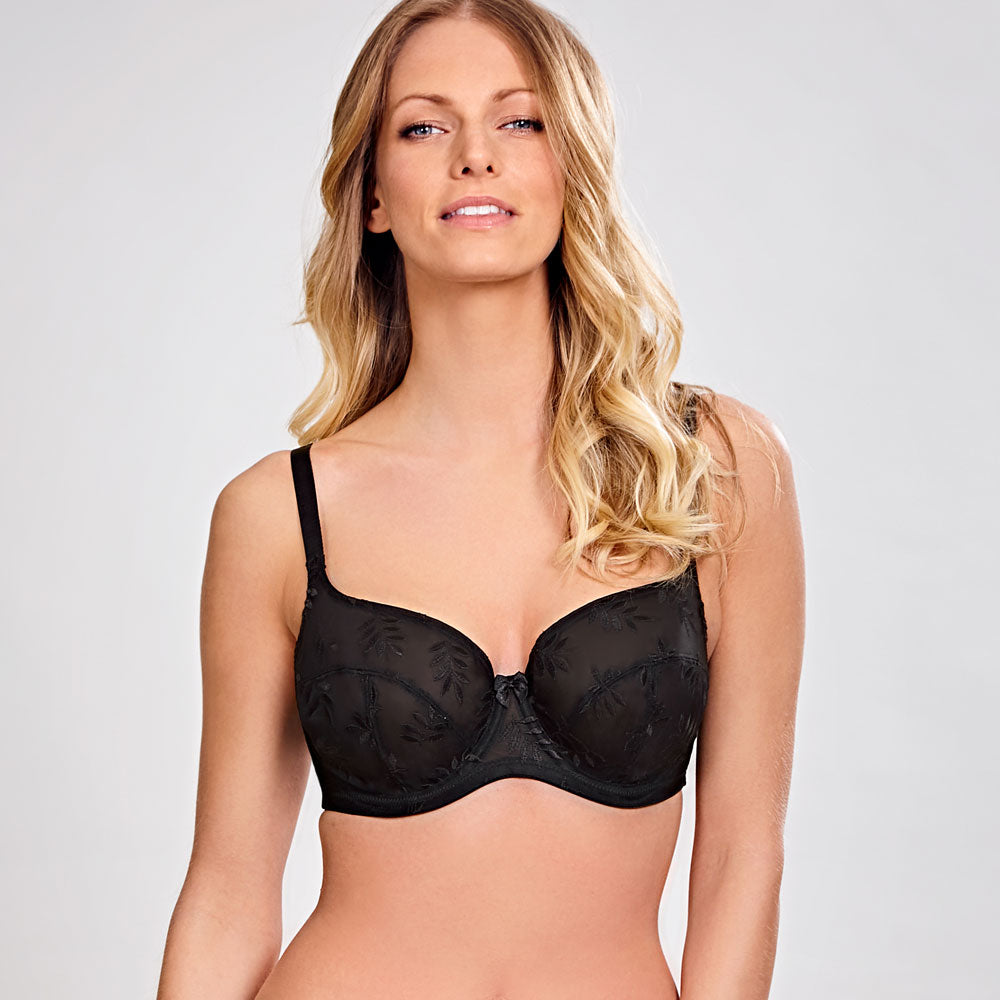 Tango Balconette Bra from Panache in Black