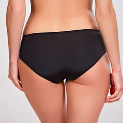 Panache Tango Brief in Black Back