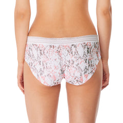 Viva Hipster Short From Freya in Coral Snake Back