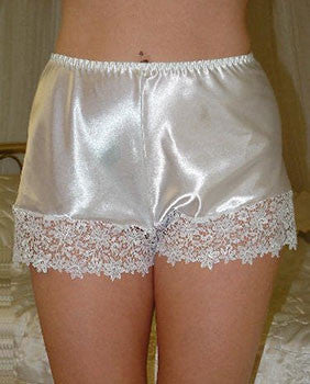 new products for official attractive style Satin Cami Knickers Vintage inspired Luxury Satin | Bra Shop ...