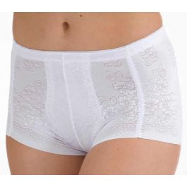 No VPL Embossed Pantie Girdle