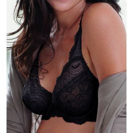 Playtex Flower Lace Underwired Bra  (PL5832B)