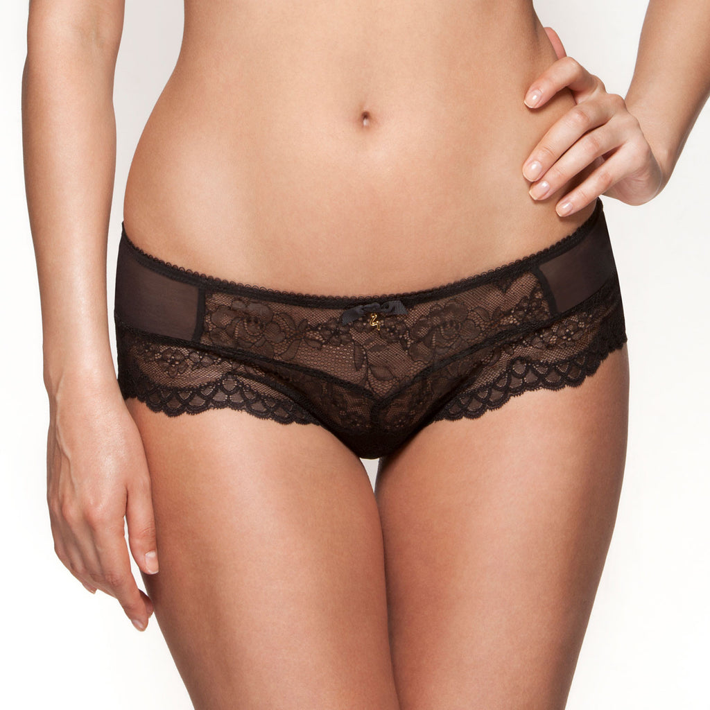 Superboost Lace Short - Black