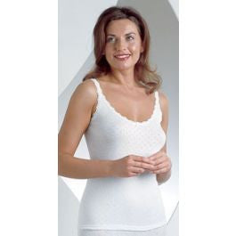 Brushed Thermal French Neck Camisole