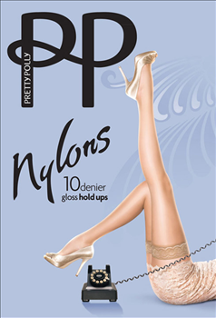 Nylons 10 Denier Hold Ups
