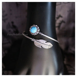FairyBells Kart Oxidised Bangle Bracelet Kada FBK2018221 by FairyBells Kart