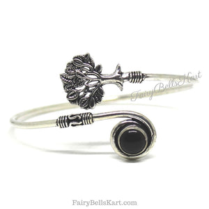 FairyBells Kart Oxidised Bangle Bracelet Kada FBK2018495 by FairyBells Kart