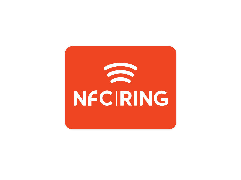 NFC Ring NTAG216 Stickers