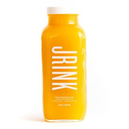 Gold Rush - JRINK, Washington DC, Virginia and Maryland Cold-Pressed Juice Bar, Catering & 3-Day Cleanse Delivery.