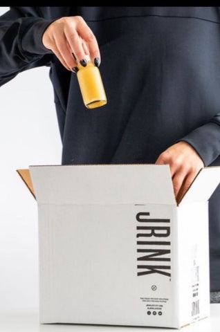 Immunity Box - JRINK, Washington DC, Virginia and Maryland Cold-Pressed Juice Bar, Catering & 3-Day Cleanse Delivery.