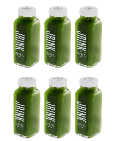 Pure Celery (6-Pack) - JRINK, Washington DC, Virginia and Maryland Cold-Pressed Juice Bar, Catering & 3-Day Cleanse Delivery.