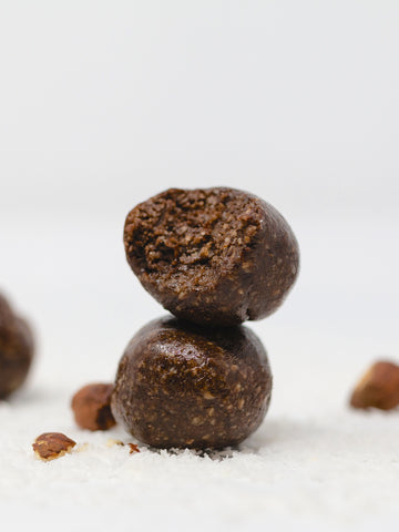 Vegetable + Butcher Cacao- Hazelnut Energy Bites