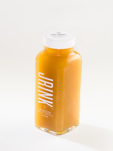 100% Cold-Pressed Apple