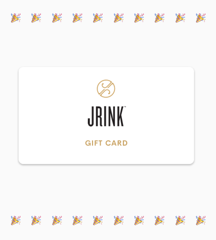 Gift Card - JRINK, Washington DC, Virginia and Maryland Cold-Pressed Juice Bar, Catering & 3-Day Cleanse Delivery.