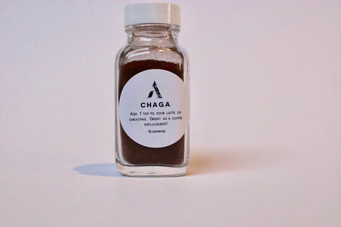 Chaga Powder - JRINK, DC Cold-Pressed Juice Bar, Subscription Service & Cleanse Delivery