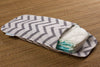 Aqua Cotton Diaper Pouches