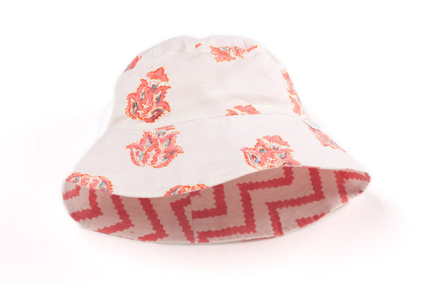 Rose Reversible Sunhat