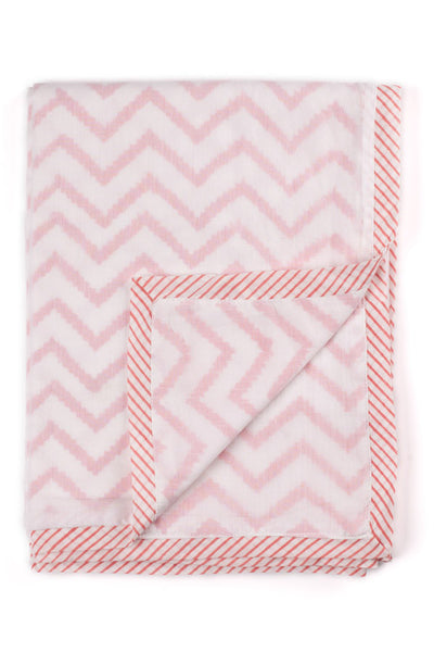 Baby Dohar :: Rose Chevron