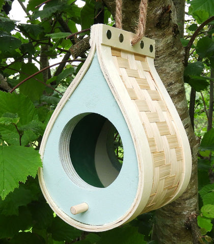 Eco-friendly bird feeders - environmentally friendly garden bird feeders
